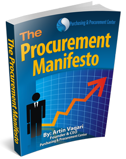 The Procurement Manifesto